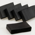 Rubber Stop Blocks